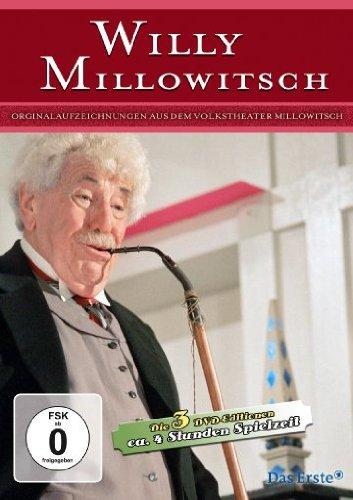 Willy Millowitsch - Box 1 (Pension Schöller/Der Etappenhase/Tante Jutta aus Kalkutta) - (3 Disc-Set) [Collector's Edition]