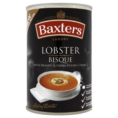 Baxter Lujo sopa de langosta - 3 x 400g