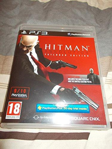 Hitman Absolution: Tailored Edition (PS3) [Importación Inglesa]