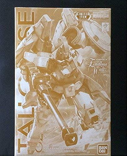 Bandai Expo Gundam Wing Tallgeese I Special Coating Ver. EW MG 1 100 Model Kit