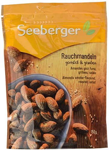 Seeberger Rauchmandeln geröstet, gesalzen, 5er Pack (5 x 150 g)
