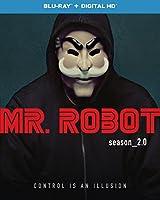 Mr Robot: Season 2/ [Blu-ray] [Import]