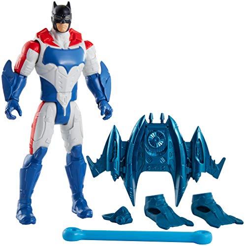Mattel FNY58 - DC Justice League Movie Basis Figur Batman, 15 cm