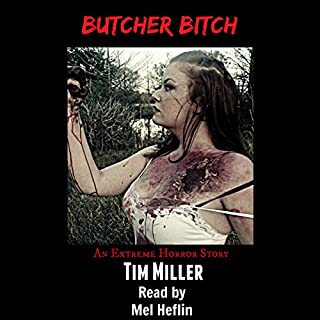 Butcher Bitch audiobook cover art