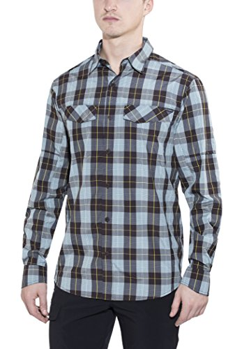 Columbia Chemise XXL New Cinder Heathered Plaid