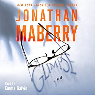 Glimpse audiobook cover art