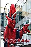 "Spiderman: Friendly Neighborhood Superhero; Notebook Journal 6"" x 9""..."
