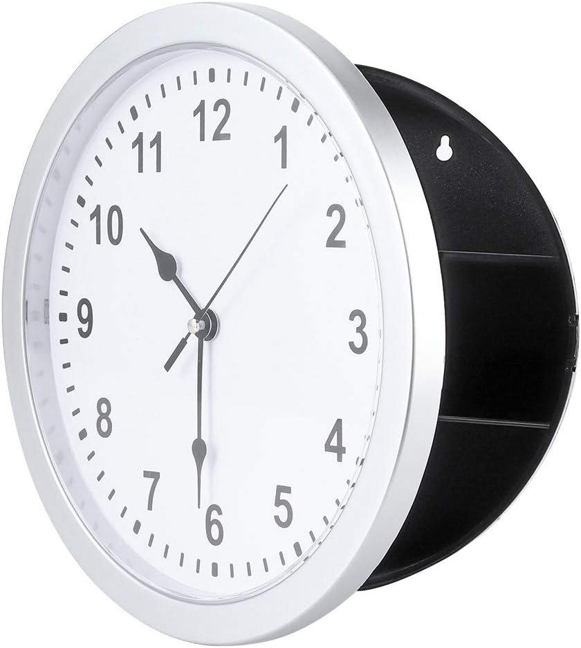 Felenny Quantity limited Wall Clock Safe Hidden Max 71% OFF Secret Container
