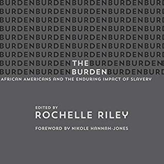 The Burden audiobook cover art