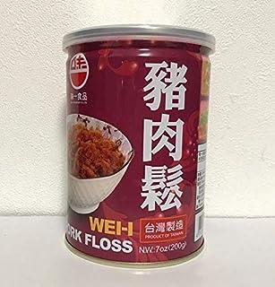 猪肉松 porkfloss 肉髭 コットンポーク 台湾名物 ふわふわ食感 200g