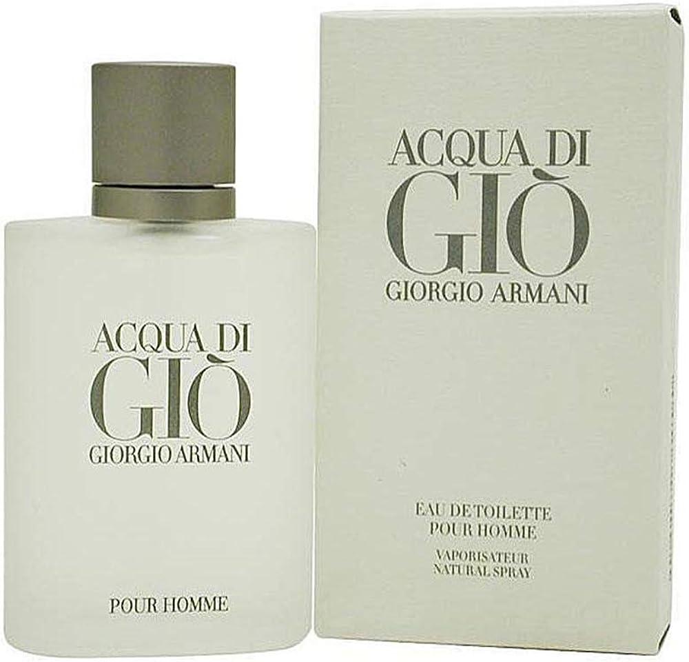 Giorgio armani acqua di giò,eau de toilette,profumo per uomo,30 ml 126470