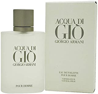 Armani Acqua Di Gio Homme Eau de Toilette Vaporizador 30 ml