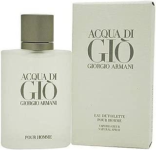 Acqua Di Gio By Giorgio Armani For Men. Eau De Toilette Spray 1.7 Fl Oz