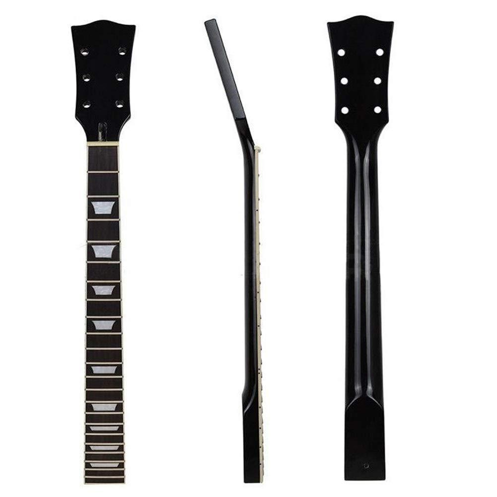 ZhanPing Classical Partes de Guitarra, Negro Cuello de la Guitarra ...