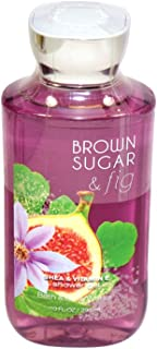 Bath & Body Works Brown Sugar & Fig Shower Gel 10 oz