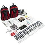 Emergency Zone The Essentials Complete Deluxe Survival 72-Hour Kit, Prepare Your...