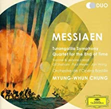 Turangalila Symphony/Quartet for the En by LORIOD / MEYER / WANG / BASTILLE OPERA ORCH / CHUNG (2011-10-18)