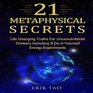 21 Metaphysical Secrets cover art