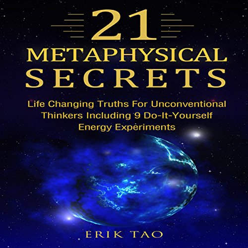 21 Metaphysical Secrets audiobook cover art