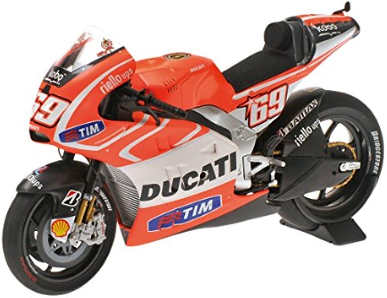 Envio gratis en todas las ordenes Minichamps 122130069  1 12 Ducati Ducati Ducati DesmosedicidaGP13 Nicky Hayden MotoGP 2013  Modelo Coche  Esperando por ti