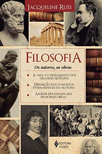 Filosofia: Os autores, as obras