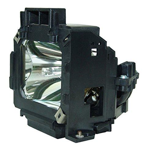 Ersatzlampe für Epson EMP-600, EMP-800, EMP-810, EMP-811, EMP-820 - kompatibles UHR Modul (ersetzt: ELPLP15)