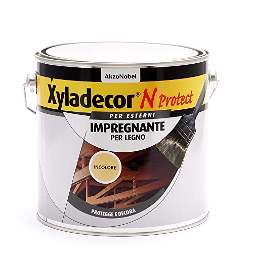 XYLADECOR N PROTECT INCOLORE 2,5L