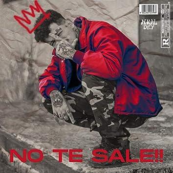 No Te Sale