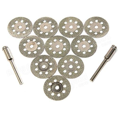 10+2 Rotary Tool Accessory Fits Dremel Craftsman Diamond 7/8