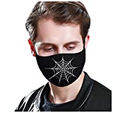 UINGKID Halloween-Masken Abschlussballmaske Party...