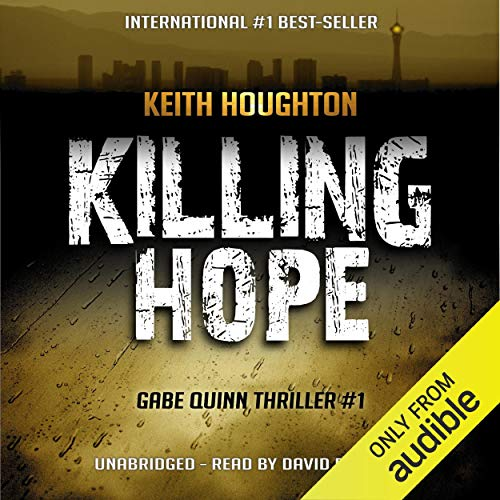 Killing Hope cover art