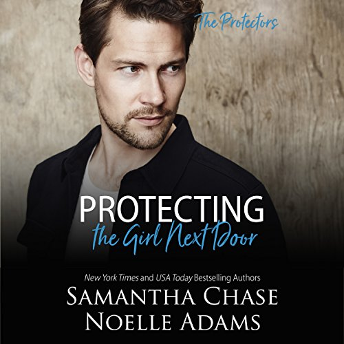 Protecting the Girl Next Door audiobook cover art