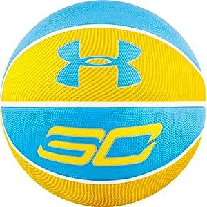 Under Armour Stephen Curry Baloncesto Oficial (29,5): Amazon.es ...