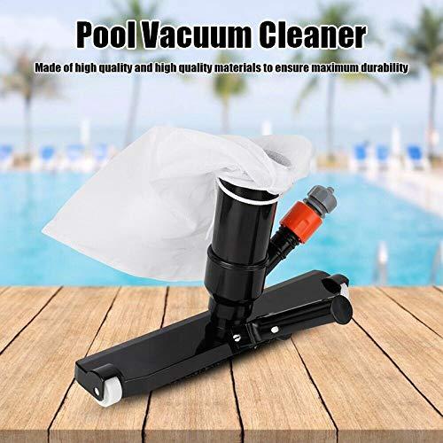 Suppyfly Stofzuiger borstel voor zwembad, spa, vijver, vuilreiniger accessoires