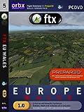 Orbx FTX Europe Gales - Pack de escenarios (en inglés)