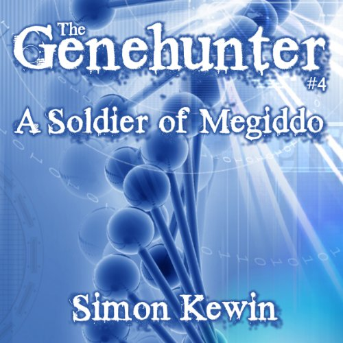 A Soldier of Megiddo audiobook cover art