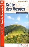 Crête des Vosges - GR 5, GR 53