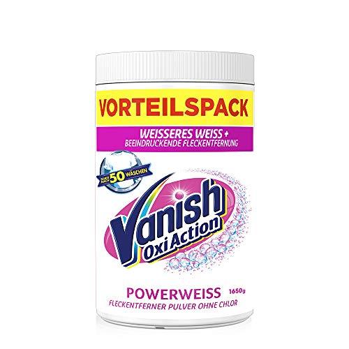 Vanish Oxi Action Pulver Powerweiss 1650 g
