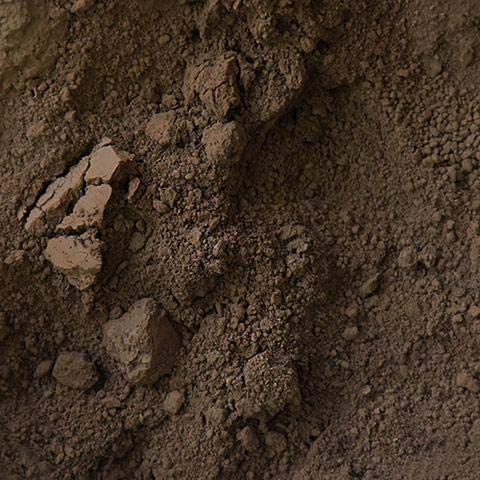 Natural Umber Mineral Pigment – Pigments for Concrete, Clay, Lime, Masonry and Natural Paint Products (1 Kilo | 2.2 lbs)