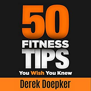 50 Fitness Tips You Wish You Knew audiobook cover art