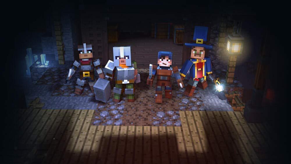 Minecraft Dungeons Standard   Xbox - Download Code : Amazon.de: Games