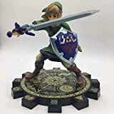 brandless Juegos The Legend of Zelda Sky Sword Link 1/7 Muñeca en Caja Modelo Decoración Regalo Jugu...