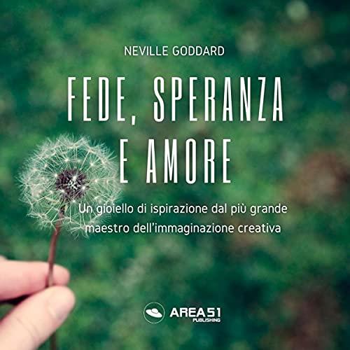 Fede, Speranza, Amore copertina