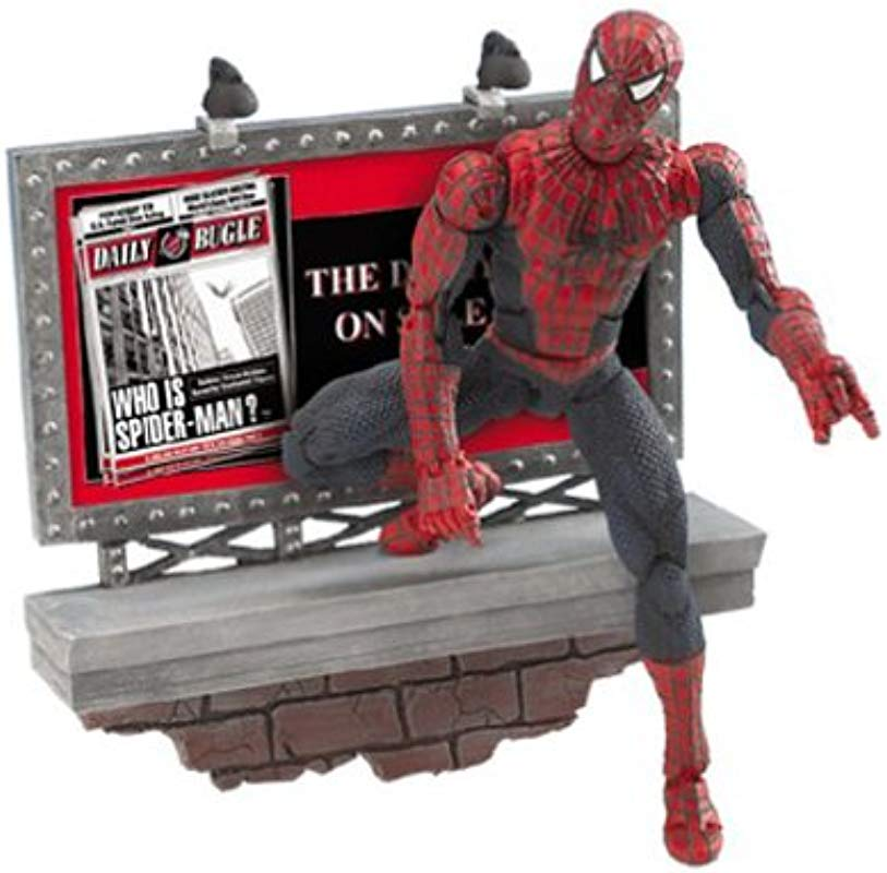 Spider Man 2 Super Poseable Spider Man Action Figure