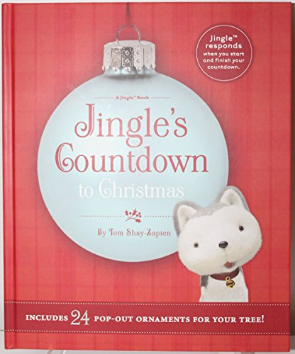 Hallmark Jingle's Countdown to Christmas Interactive Story Buddy Book