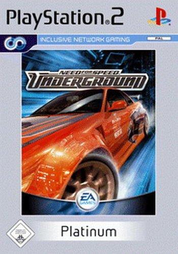 Need for Speed: Underground [Platinum]