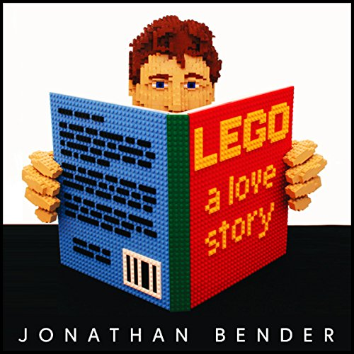 LEGO audiobook cover art