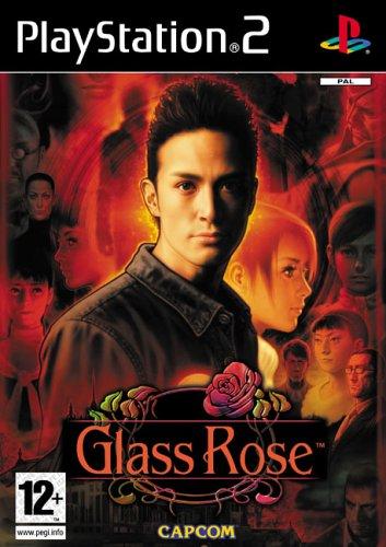 GLASS ROSE UK IMPORT