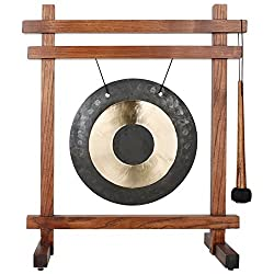 Woodstock Chimes WTG The Original Guaranteed Musically Tuned Gong