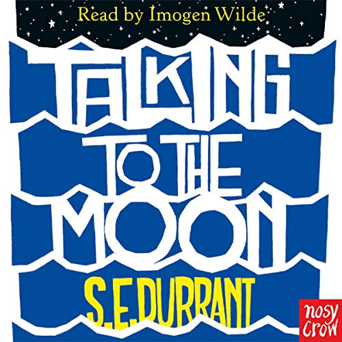 Talking to the Moon audiobook cover art